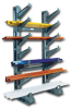 BUTTON-ON CANTILEVEL RACK -- HCR-9