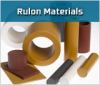 High Performance Fluoropolymer Materials Rulon Thrust Bearing (Metric Size) -- MRT250-500-08