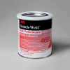 3M 4693 High Performance Industrial Plastic Adhesive Clear 1 qt Can -- 4693 1 QUART -Image