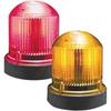 125 Std LED, Flashing, Red, 120V AC, Gray Base -- 70016401