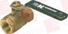 HAMMOND VALVE 8501-1/2 ( HAMMOND VALVE , 8501-1/2, 85011/2, BALL VALVE, BRONZE, 1/2INCH, 150 2PIECE FP FIP ) -Image