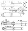 Part # 10441, 96RX CHAIN - K2 ATTACHMENT - Image