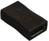 Compact Displayport Gender Changer / Coupler -- P168-000 - Image