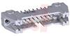 Conn Ejector Header HDR 16 POS 2.54mm Solder ST Thru-Hole -- 70114178