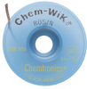 Chem-Wik Rosin Desoldering Braid -- 5-25L