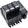 AC Surge Protector SPD I2R DIN-Rail 240/415 Vac 3-Phase Wye SASD 10 kA -- 1101-525-3100 -Image