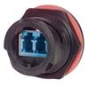 IP66/67 Singlemode Industrial Duplex LC Outlet -- FYC00006 -Image