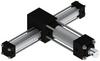 Single Rack Nitpicker Pick & Place Acuator -- PX2 -Image