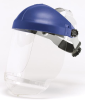 HCP-8 Headgear with Chin Protector - HCP-8 Ratchet headgear w/ clear chin protector > UOM - Each -- 82521-00000 -- View Larger Image