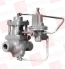 EMERSON 92S ( CONTROL VALVE, SELF-POWERED, HIGH-CYCLE STEAM, 250PSIG, 17.2BAR, 650DEGREE F / 343DEGREE C MAX ) -Image