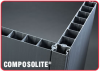 COMPOSOLITE Fiberglass Building Panel System - Image