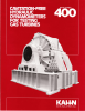 Series 400 Cavitation Free Hydraulic Dynamometer -- 406-065
