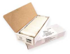 Instant Adhesive,1 x 3 In Strips,Pk 250 -- 4EWF6