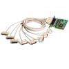 8 Port RS232 PCI Serial Port Card DB25 -- UC-275