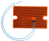 Flexible Heater - Kapton® Thin Flexible Heater - s -- Kapton