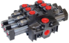 Hydraulic Oil Directional Control Valves -- Series VA20/35 - Image