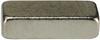 MG Series, rare earth pressed bar magnet, 3,96 mm W x 1,98 mm H x 1.02 mm Dia. [0.156 in W x 0.078 in H x 0.04 in Dia.], 125 pieces per tube -- 104MG3