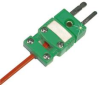 THERMOCOUPLE CONNECTOR, K TYPE -- 39T9954