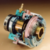 Pneumatic Overload Release Clutch - Image