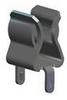 Snap in PC Fuse Clip w/o Oreintation Leg -- 3512