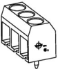 PCB Terminal Block 10.0A 300V 4-Pos. -- 78068787635-1 - Image