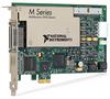 NI PCIe-6259 (32 AI, 48 DIO, 4 AO) -- 779513-01