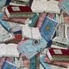 Books Tapestry Fabric -- R-Literary Guild -- View Larger Image