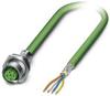 Bus system cable - VS-FSDBPS-OE-93G-LI/5,0 - 1419137 -- 1419137