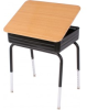 Adj. Desk with Lift Lid Book Box 774