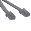 T1 Shielded RJ48C Patch Cable (RJ45 M/M), 5-ft., TAA -- N265-005