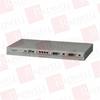 BLACK BOX CORP LMC3012A ( MEDIA CONVERTER CHASSIS 5-SLOT RACKMOUNT MANAGED DC POWER ) -Image