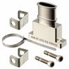 D-Sub, D-Shaped Connectors - Backshells, Hoods -- 1003-2394-ND - Image