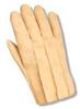 Ansell Werx 51-151 White 8 Vinyl Impregnated Full Fingered Work & General Purpose Gloves - Vinyl Coating - 076490-06660 -- 076490-06660