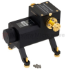 0 to 50 dB WR-15 Waveguide Direct Read Attenuator From 50 GHz to 75 GHz, Dial UG-385/U Flange -- SMW15AT5001 - Image
