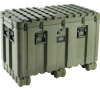Pelican IS4521-2303 Inter-Stacking Pattern Case - No Foam - Olive Drab -- PEL-IS452123033000010 -Image