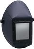 """400 Series Vulcanized Fiber Helmets - 490P Fiber shell helmet w/ 2""""x4 1/4"""" quick-slide glass holder > UOM - Each -- 3000509 -- View Larger Image"""