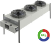 AlfaBlue Junior XG Air-cooled CO2 Gas Coolers