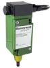 Limitless™ WLS Series heavy-duty limit switch with 18 lb high-force eyelet pull operating head, head assembled with actuator to label side, 0 dBi omni antenna, for use in US, Canada, and Mexico -- WLS1A11AQ-P02