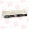 BLACK BOX CORP LB9007A-ST-R3 ( EXPRESS ETHERNET SWITCH, 10-/100-MBPS COPPER, 100-MBPS FIBER, 8-PORT, (7) RJ-45, (1) ST ) -Image