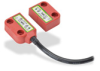Coded Magnetic Safety Switch: non-contact, plastic housing -- MPC-114115