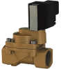 Indirect Solenoid Actuated Piston Valve -- 8536700.9151.02400
