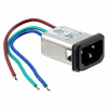 Power Entry Connectors - Inlets, Outlets, Modules -- CCM2060-ND -Image