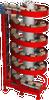 Unit Load Spiral Conveyor -- 1200-200