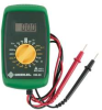 GREENLEE Manual Ranging Multimeter -- Model# DM-20