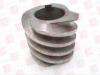 ALTRA INDUSTRIAL MOTION D1618K LH ( STEEL GEARS-WORM,STEEL,3/4IN BORE,1-1/4IN PITCH,WORM ONLY ) -Image