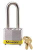 Padlock,Steel,Yellow,Shackle Height 2 In -- 5T814