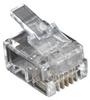 RJ-11 Modular Connector, 4-Wire, 10-Pack -- FMTP411-10PAK