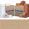 76mm x 450' Kraft - Intertape - Medallion Reinforced Tape -- T908KR9006