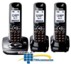 Panasonic Expandable Digital Cordless Phone with Answering.. -- KX-TG7533B