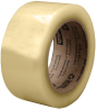 3M Scotch 3071 Clear Standard Box Sealing Tape - 48 mm Width x 1500 m Length - 2.1 mil Thick - 68908 -- 051115-68908 - Image